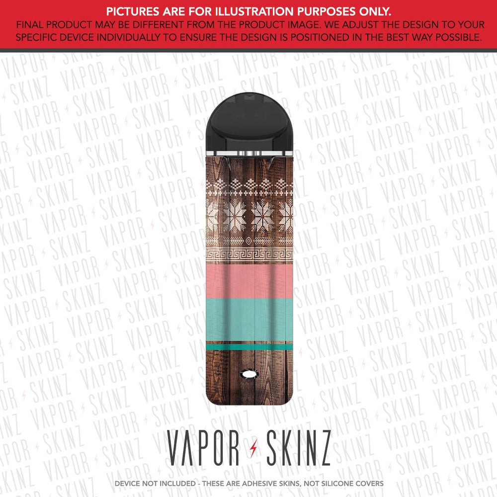 Aztek Wood SUPERGOOD POD Skin