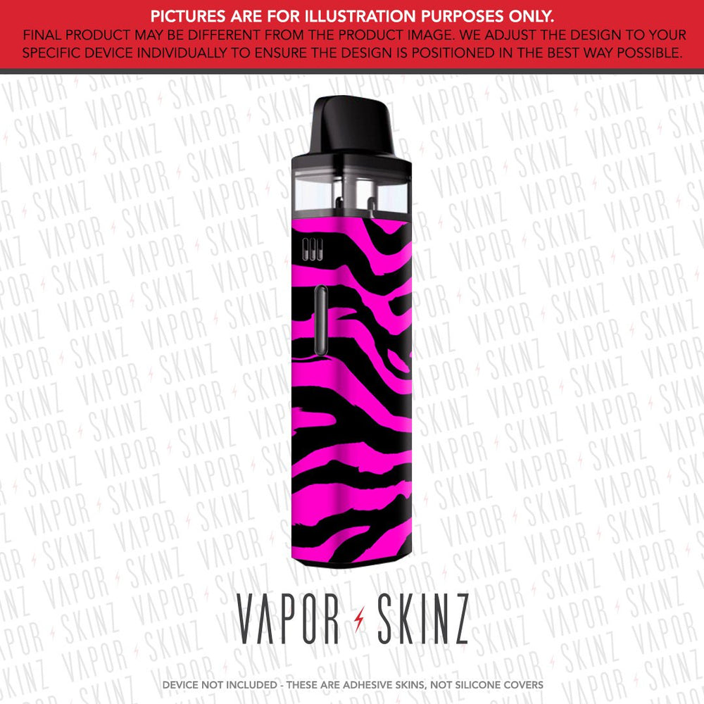Hot Pink Zebra VINCI AIR Skin