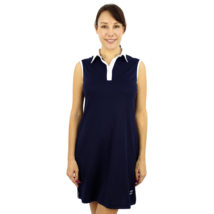 JENNIFER DRESS NAVY