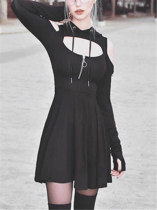 Gothic casual Dress