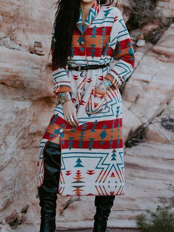 Vintage Tribal Outerwear