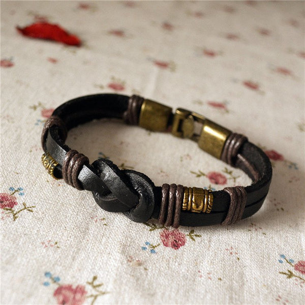 As Picture Alloy Casual Bracelets