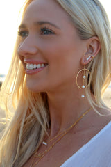 Life Earrings - Jessica Matrasko Jewelry