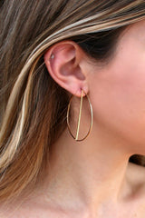 Balance Earrings - Jessica Matrasko Jewelry