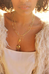 Monica Necklace - Jessica Matrasko Jewelry