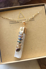 Chakra Necklace - Jessica Matrasko Jewelry