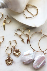 Rosa Earrings - Jessica Matrasko Jewelry