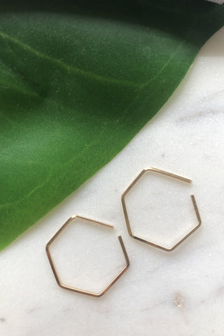 Tiny Alchemy Earrings - Jessica Matrasko Jewelry