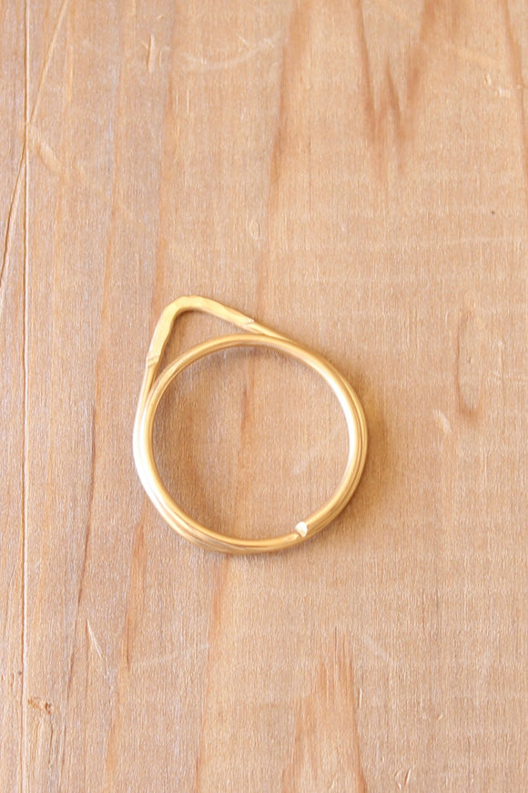 Crescent Heights Ring - Jessica Matrasko Jewelry