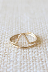 Intuition Ring - Jessica Matrasko Jewelry