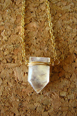 Emily Necklace - Jessica Matrasko Jewelry