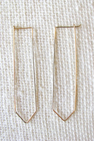 Starr Earrings - Jessica Matrasko Jewelry