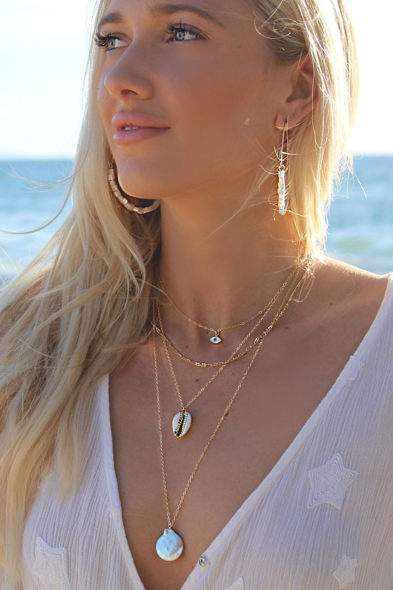Fernweh Necklace - Jessica Matrasko Jewelry
