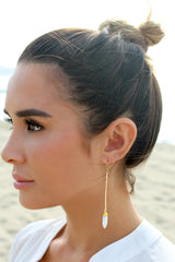 Intention Earrings - Jessica Matrasko Jewelry