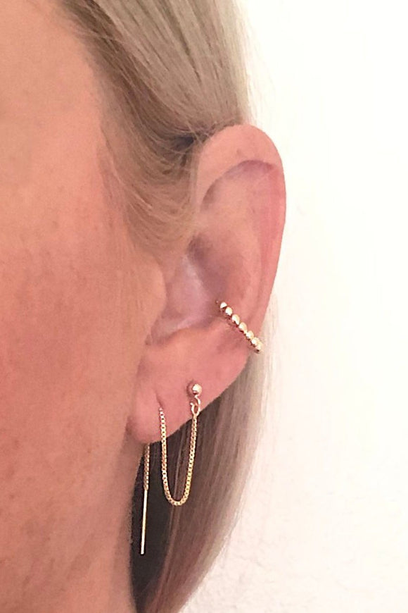 Latifah Earrings - Jessica Matrasko Jewelry