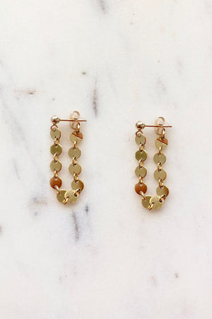 Mary J. Studs - Jessica Matrasko Jewelry