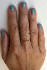 Mulholland Ring - Jessica Matrasko Jewelry