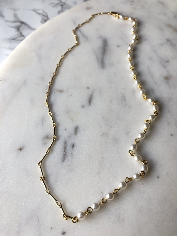 Charity Necklace - Jessica Matrasko Jewelry