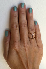 San Vicente Ring - Jessica Matrasko Jewelry