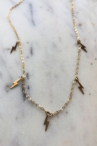 Sheryl Necklace - Jessica Matrasko Jewelry