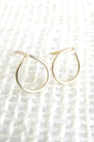 Wade Earrings - Jessica Matrasko Jewelry