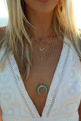 Shaka Necklace - Jessica Matrasko Jewelry
