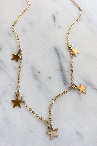Estrella De Mar Necklace - Jessica Matrasko Jewelry