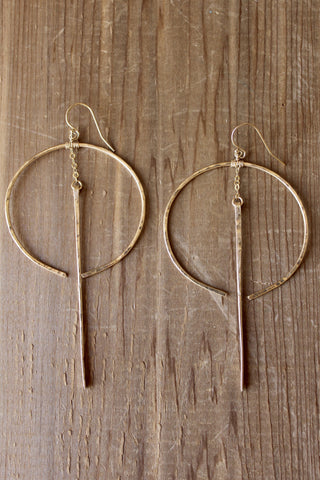 Gemini Earrings - Jessica Matrasko Jewelry
