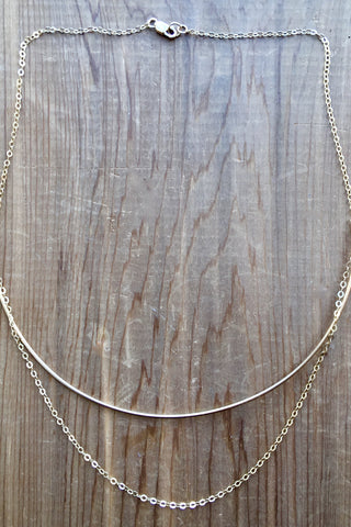 Fortuna Necklace - Jessica Matrasko Jewelry