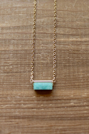 Taurus Necklace - Jessica Matrasko Jewelry