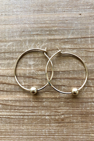 Haters Hoops - Jessica Matrasko Jewelry