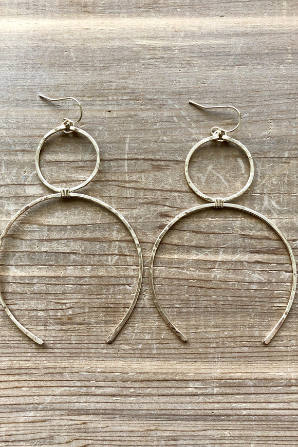 Myth Earrings - Jessica Matrasko Jewelry
