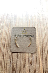 Mission Studs - Jessica Matrasko Jewelry