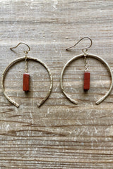 Rise Earrings - Jessica Matrasko Jewelry