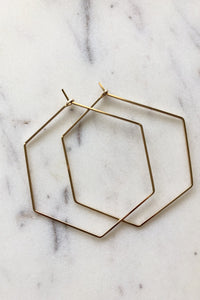 Big Alchemy Earrings - Jessica Matrasko Jewelry