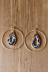 Wasteland Earrings - Jessica Matrasko Jewelry