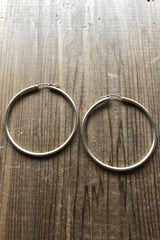 Cherished Hoops - Jessica Matrasko Jewelry