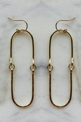 Reflect Earrings - Jessica Matrasko Jewelry