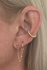 Mariah Double Earrings - Jessica Matrasko Jewelry