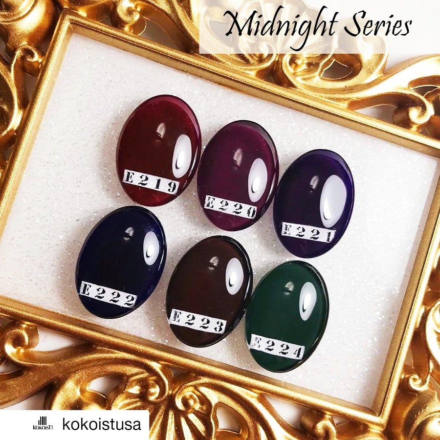 Midnight Series + Free gift E219-E224