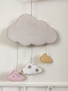 Decoration nuage
