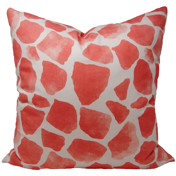Cape Giraffe Pillow Cover