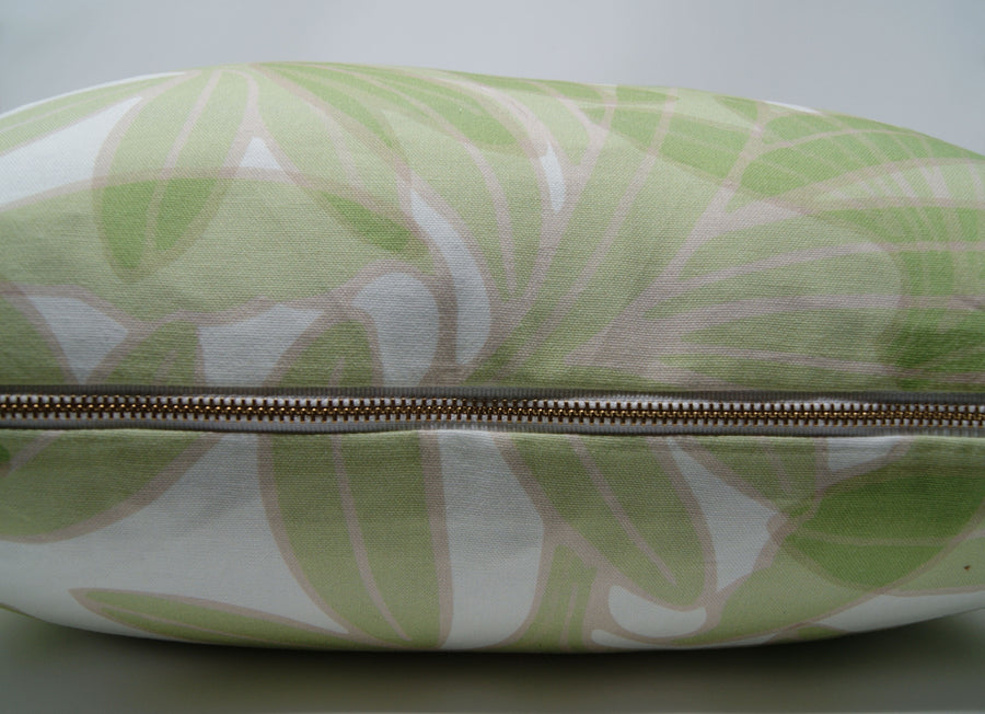 Bara Bazaar Palm Leaves Pillow