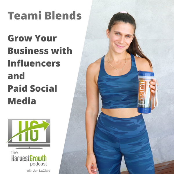 Grow Your Business with Influencers & Paid Social Media with Adi Arezzini