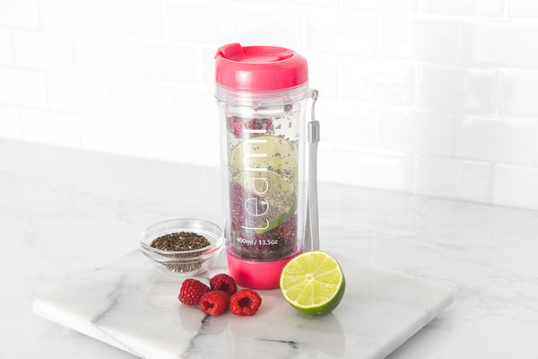 berry detox fruit water