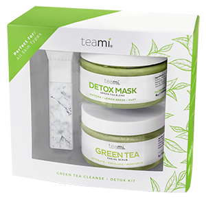Teami Blends Green Tea Cleanse & Detox Kit