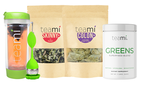 Teami Blends Detox Wellness Pack