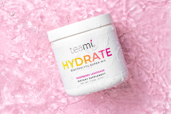 teami hydrate electrolyte super mix