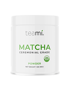 Teami Blends Matcha Powder Tins