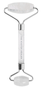 Teami Blends Clear Quartz Facial Roller